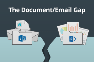 Is Email Killing Your SharePoint Initiative